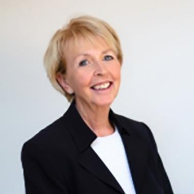 Sue Tumelty FAHRI, FCIPD