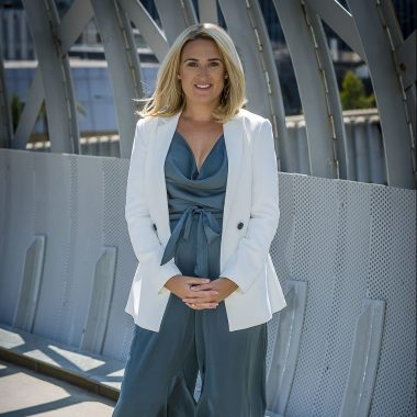 Jenna Paulin- HR Dept Docklands